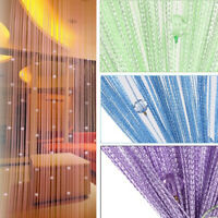 Decorative Tassel Key Clock Window Furniture Purple