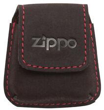 Zippo Leather Lighter Pouch Mocca 2005425 NEU&OVP Ledertasche