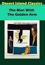 THE MAN WITH THE GOLDEN ARM NEW DVD