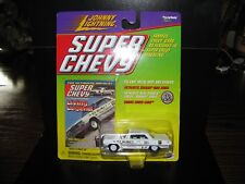 1999 Johnny Lightning SUPER CHEVY 1963 IMPALA Z-11!! New in Package!  NICE!