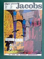 JACOBS 30 ans de bandes dessinées EO 1981  Alain Littaye