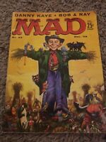 MAD MAGAZINE NUMBER 43 DEC 1958 KELLY FREAS COVER ART WALLACE WOOD MORT DRUCK10