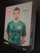 71250 Lukas Hradecky Eintracht Frankfurt 16-17 original signierte Autogrammkarte