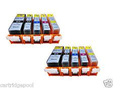 2 set compatible cartridges for Canon PGI-225 CLI-226 PIXMA MG5120 MG5220 MG5320
