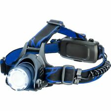 1000 Lumen USB Rechargeable LED Headlamp & Rechargeable Battery