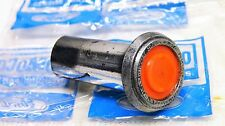 TC TD MK3 CORTINA GENUINE FORD USED DASH WARNING LAMP SOCKET ASSY - ORANGE LENS