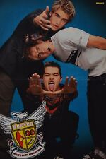 Busted-a3 Poster (environ 42 x 28 cm) - captures Fan collection NEUF