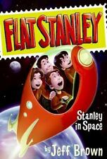 Flat Stanley: Stanley in Space by Jeff Brown (2009, Paperback)