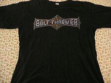 Bolt thrower ground assault tour 2002