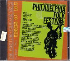 Ramblin' Jack Elliot/Rev. Gary Davis + / Prestige/Folklore Years V.4 / PRCD99042