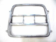 1969 Fairlane Torino Tail Light Back Up Light Trim Bezel - Driver