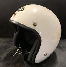 MPA VINTAGE Motocross Motorcycle Racing Helmet MADE IN ITALY