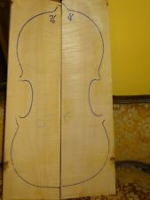 Tonholz, Tonewood, alter  Riegelahorn  book-matched, groß für Cello??