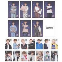 KPOP Bangtan Boys Album WORLD OST GAME Card DOUBLE SIDED Photo Card