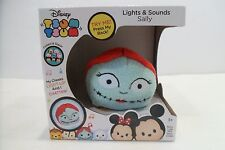 Nightmare Before Christmas Sally Plush Tsum Tsum Lights Sounds Exclusive Video