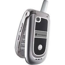 USED+++ FLIP MOTOROLA V235 UNLOCKED GSM MOBILE CELL PHONE FIDO ROGERS CHATR CUBA