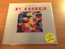 LP RY COODER THE BEST OF WARNER 9548 30954-1 SIGILLATO  ITALY PS 1992 MCZ