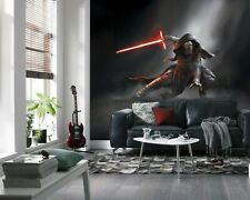 Wall mural photo wallpaper 144x100inch Star Wars Kylo Ren bedroom feature decor