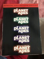 Planet of the Apes Special collection box set. Vhs
