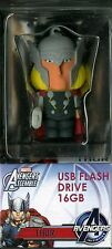NEW OFFICIAL Marvel Avengers THOR PC Computer USB Flash Drive 16GB Memory Stick
