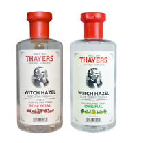 Thayers Alcohol- Unscented Witch Hazel Toner 355ml
