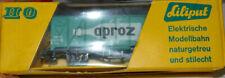 LILIPUT 229 REFRIGERATED BEER VAN APROZ SBB-CFF  HO GAUGE