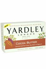 Yardley Beurre de Cacao Naturel Hydratante Bain Barre 120g