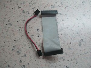 Commodore Amiga 500 500Plus 1200 Internal Floppy Disk Drive Ribbon Power Cable.