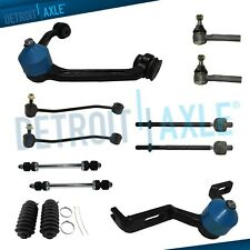Front Control Arm Tierod Kit For 1998 2002 Ford Ranger Mazda B3000 B4000 4wd