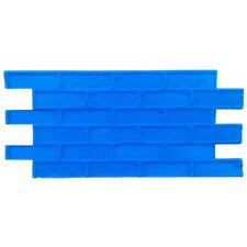 Standard Brick | Single Tru Tex Vertical Concrete Stamp by Walttools