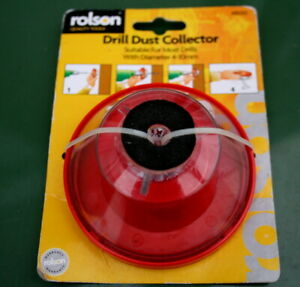 Rolson Dust Collector 4-10mm