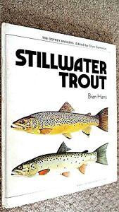 OSPREY ANGLERS: STILLWATER TROUT / Brian Harris (1974 HARDBACK)
