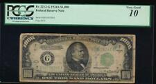 AC 1934A $1000 Chicago ONE THOUSAND DOLLAR BILL PCGS 10 comment