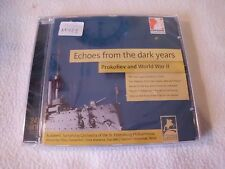 Echoes from the Dark Years  Prokofiev and World War II   CD - OVP