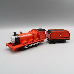 Thomas the Train James Track Master Tender Tank Engine Motorized Tested 2009
