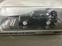 Mercedes Benz 190E 2.5-16V Evo2 schwarz neu in Box black new in box INNO64 1:64