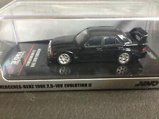 Mercedes Benz 190E 2.5-16V Evo2 schwarz neu in Box black new in box INNO64 1:64