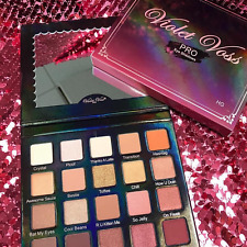 New Violet Voss EyeShadow Palette Make-up 20 Warm Colors Cosmetics Waterproof