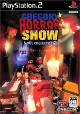 Used PS2 Gregory Horror Show: Soul Collector SONY PLAYSTATION 2 JAPAN IMPORT