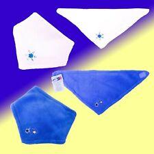 Baby Toddler Neckerchief Scarf Triangle Scarf Fleece 45 x 1 ^ 8 CM Colour Choice