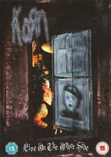 Korn – Live On The Other Side Hammerstein Ballroom   sealed Dvd