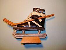Vintage Kron Japan Austria Ice Skate Novelty Table Lighter Unused