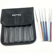 REPRO Snake Probe Set 6pc Herp Sexing Tools STAINLESS