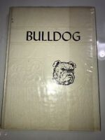 1979 MILAN HIGH SCHOOL YEARBOOK  MILAN, TENNESSEE THE BULLDOG