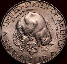 1936 Albany, NY Silver Half Dollar
