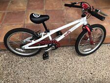 Super lightweight best kids bike Byk E350 with Training Wheels Red / White 16�