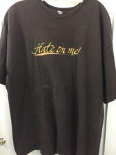 Rare XL Jill Scott 2008 Concert tour T-Shirt Hate On Me!