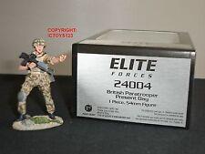 Britains 24004 elite de las fuerzas británicas paracaidista hoy Metal Soldado de juguete
