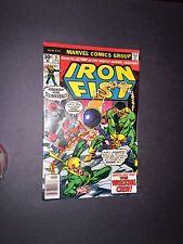 Iron Fist 11 Raw 9.4 Bronze Age Key Marvel Comic I.G.K.C. L@@K