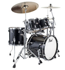 Pearl Reference Ultra Piano Black 20x16,10x8,12x9,14x14 Drum Set FREE Bags/Ship